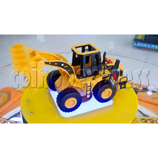 Machine Family Prize Machine  - Happy Crane and Excavator 34988
