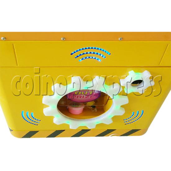 Machine Family Prize Machine  - Happy Crane and Excavator 34990