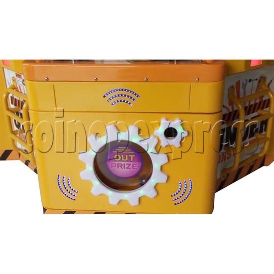 Machine Family Prize Machine  - Happy Crane and Excavator 34997