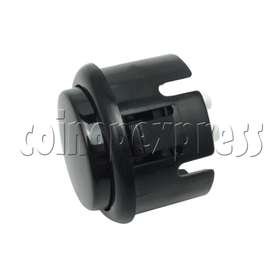 30mm Round Momentary Contact Push Button with Clipper 35001