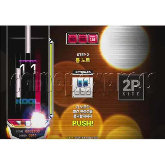 EZ2 DJ AC Night Traveller Full Game Board Kit 35036