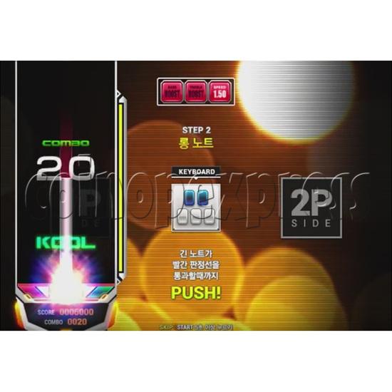 EZ2 DJ AC Night Traveller Full Game Board Kit 35037