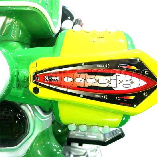 Battle King Fighting Rides 35200