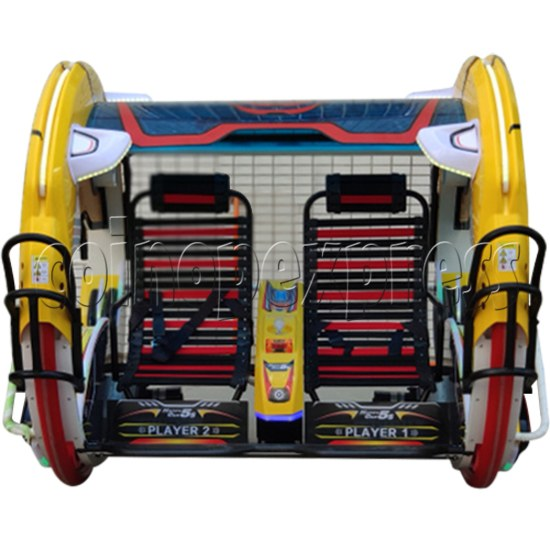 Happy Battery Car (2 players) - front view