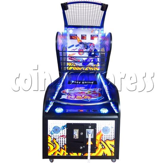 Crazy Hoops Folding Basketball Machine 35232
