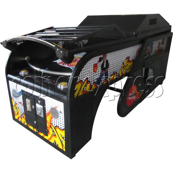 Crazy Hoops Folding Basketball Machine 35233