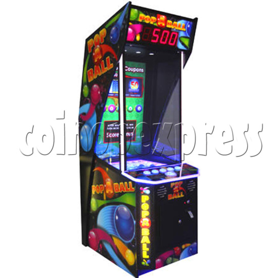 Pop A Ball Video Redemption Machine 35249