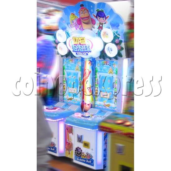 Bubble Ball Video Redemption Machine 35265