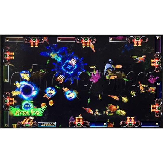 Sea king 2 Tyranngsaurus fish game board kit - game play-10