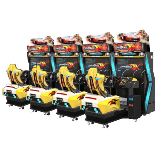 Overtake DX Arcade Driving Game Machine 35289