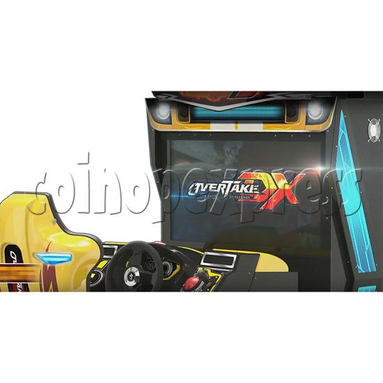 Overtake DX Arcade Driving Game Machine 35291