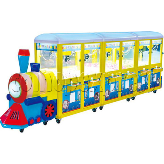 Happy Travel Crane Machine (6 players version) 35342