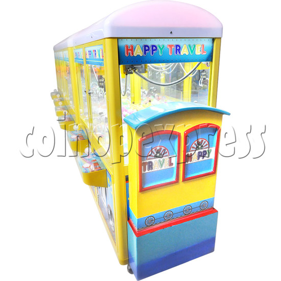 Happy Travel Crane Machine (6 players version) 35343