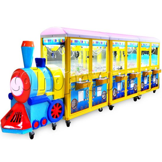 Happy Travel Crane Machine (6 players version) 35344