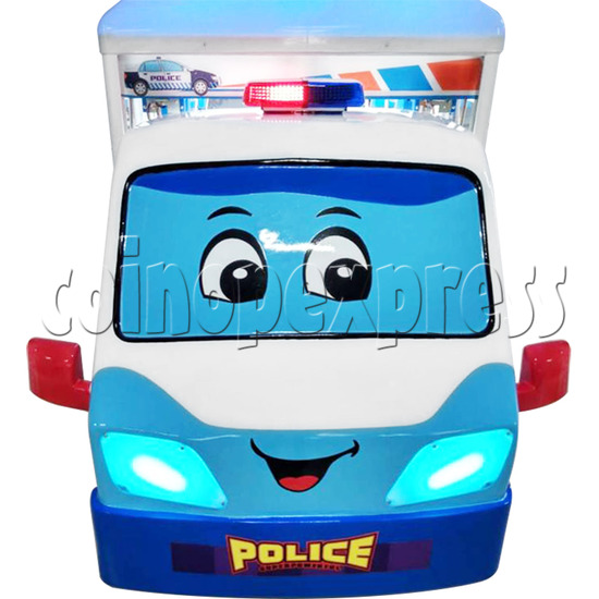Police Car Crane Machine (6 players version) 35356