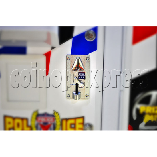Police Car Crane Machine (6 players version) 35362