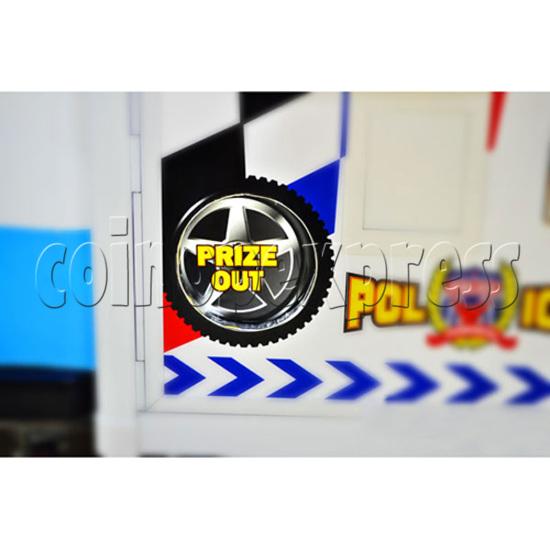Police Car Crane Machine (6 players version) 35363