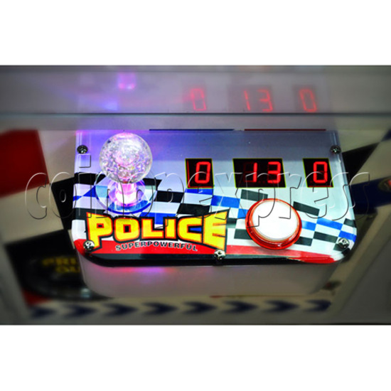 Police Car Crane Machine (6 players version) 35365