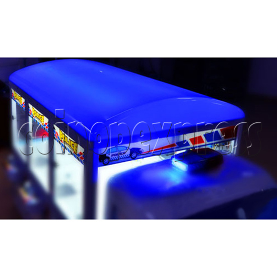 Police Car Crane Machine (6 players version) 35368