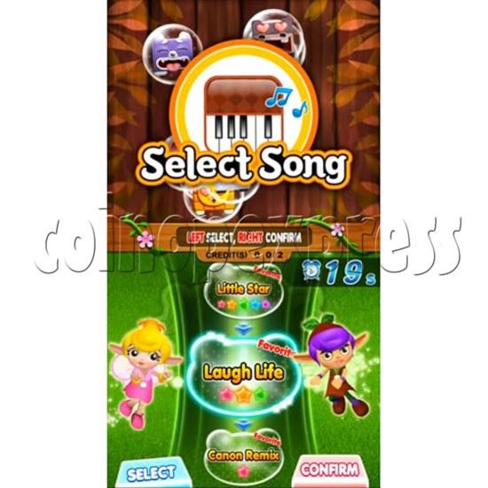 Music Fairy Video Redemption Machine 35382