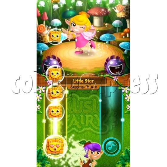 Music Fairy Video Redemption Machine 35385