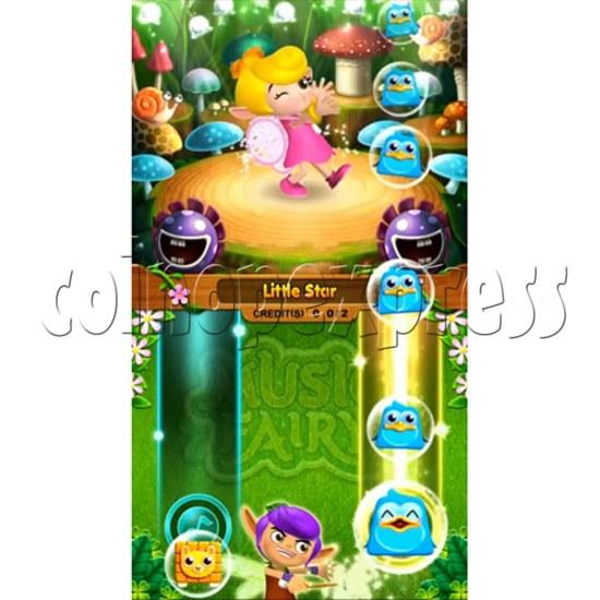 Music Fairy Video Redemption Machine 35386
