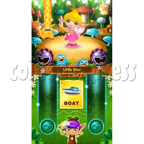 Music Fairy Video Redemption Machine 35387