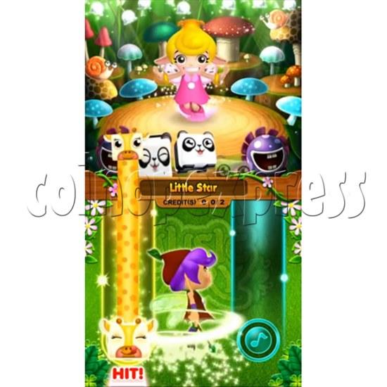 Music Fairy Video Redemption Machine 35388