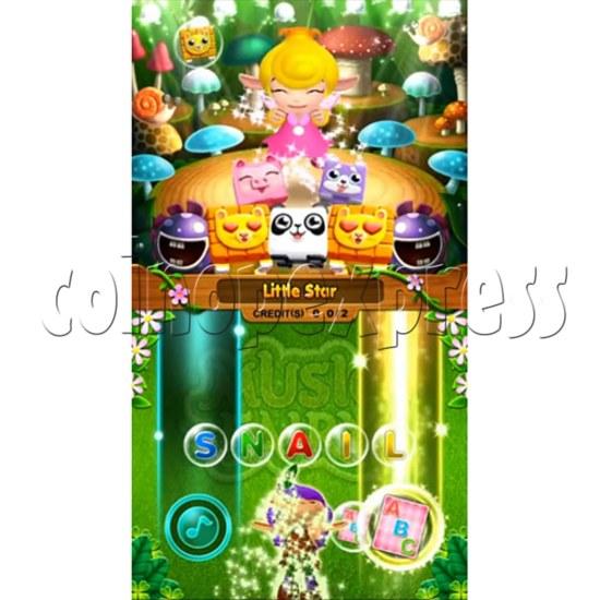 Music Fairy Video Redemption Machine 35389