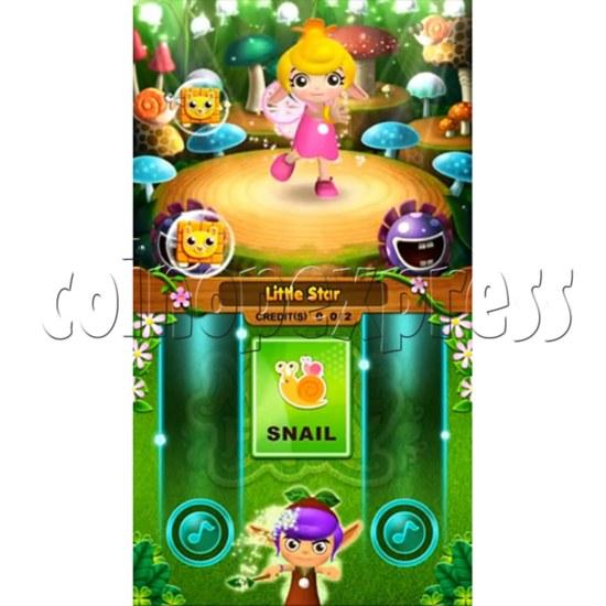 Music Fairy Video Redemption Machine 35390