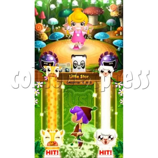 Music Fairy Video Redemption Machine 35392
