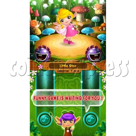 Music Fairy Video Redemption Machine 35393