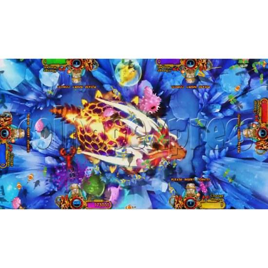 Ocean King 3: Monster Awaken full game board kit-game play-1