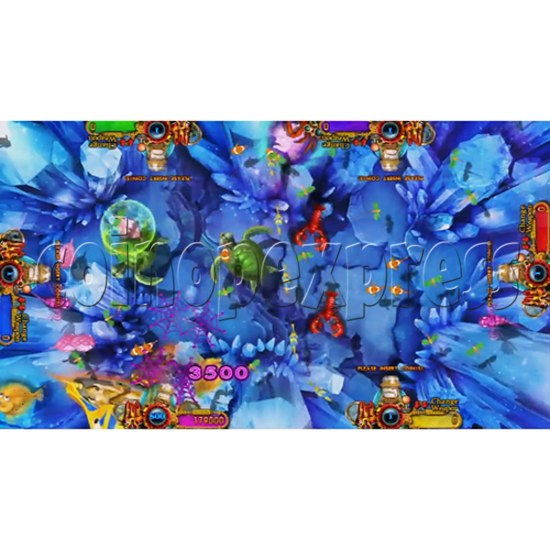 Ocean King 3: Monster Awaken full game board kit-game play-2