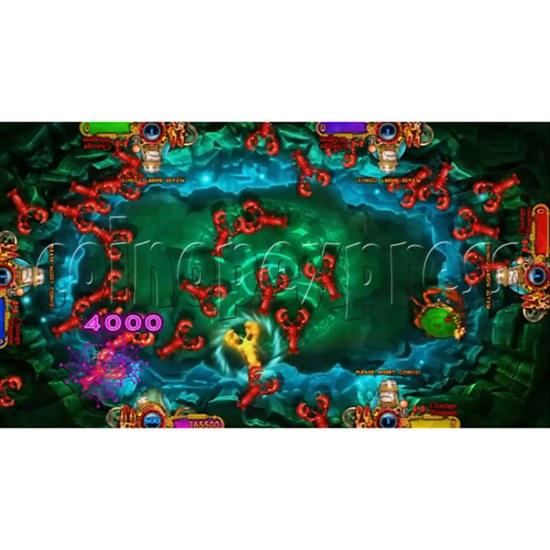 Ocean King 3: Monster Awaken full game board kit-game play-6