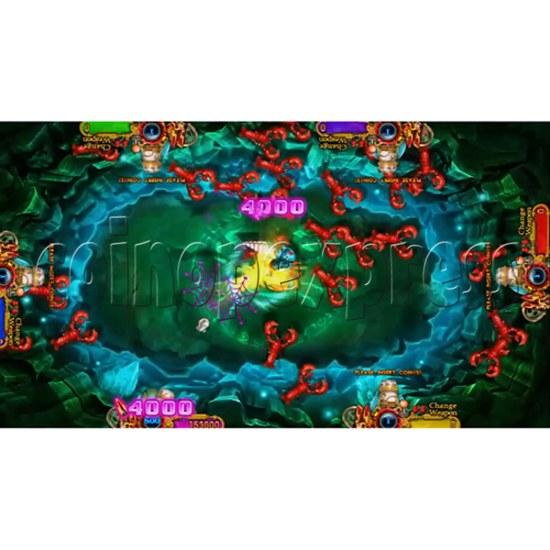 Ocean King 3: Monster Awaken full game board kit-game play-7
