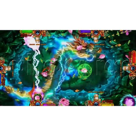 Ocean King 3: Monster Awaken full game board kit-game play-8
