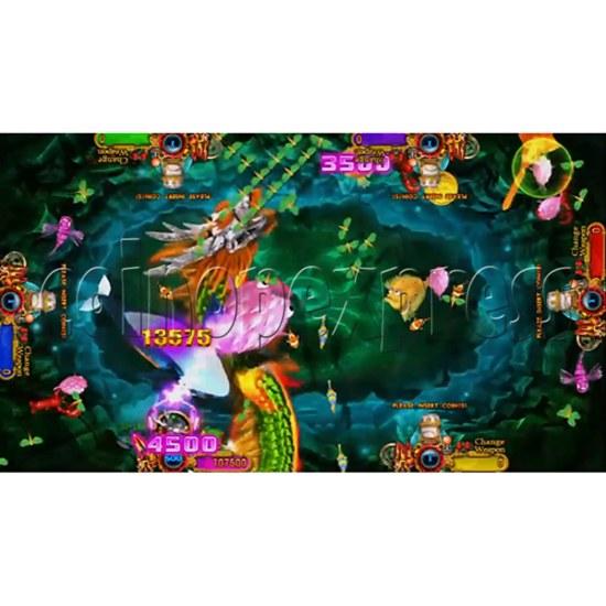 Ocean King 3: Monster Awaken full game board kit-game play-10