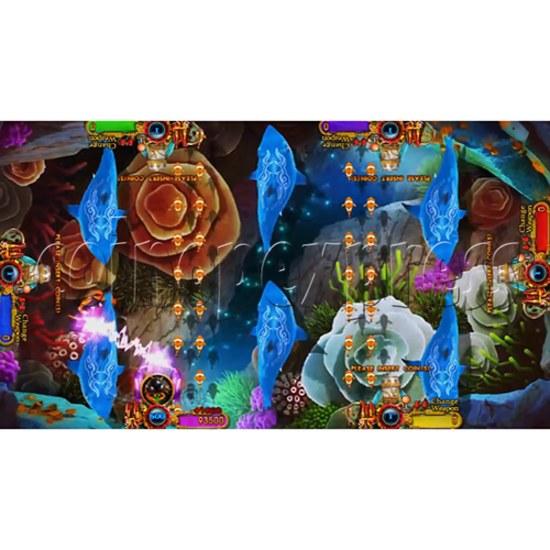 Ocean King 3: Monster Awaken full game board kit-game play-12
