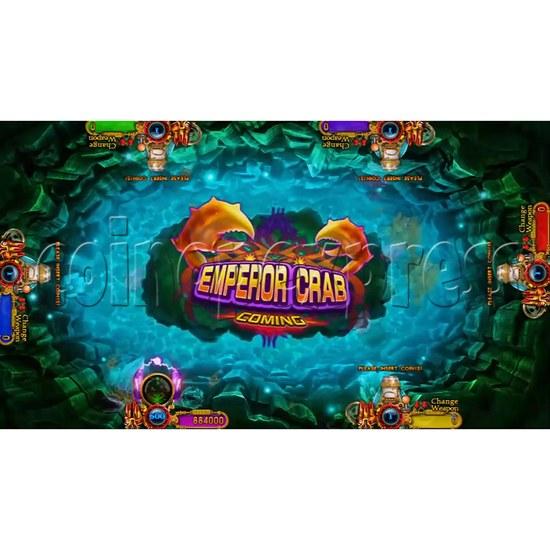 Ocean King 3: Turtles Revenge full game board kit - game play-1