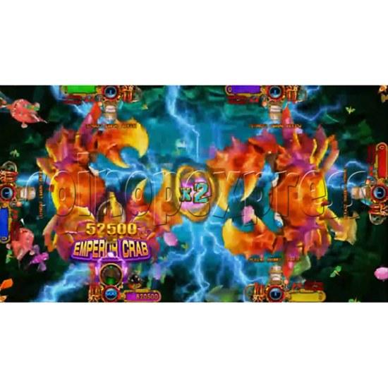 Ocean King 3: Turtles Revenge full game board kit - game play-3