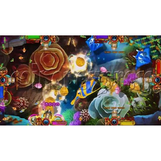 Ocean King 3: Turtles Revenge full game board kit - game play-7