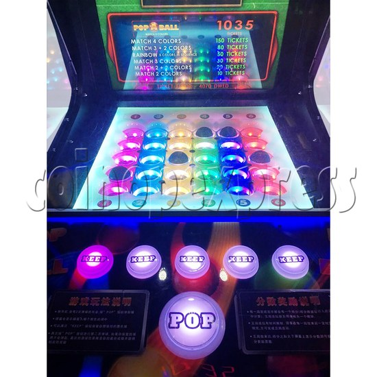 Pop A Ball Video Redemption Machine 35440