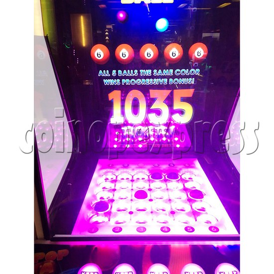 Pop A Ball Video Redemption Machine 35441