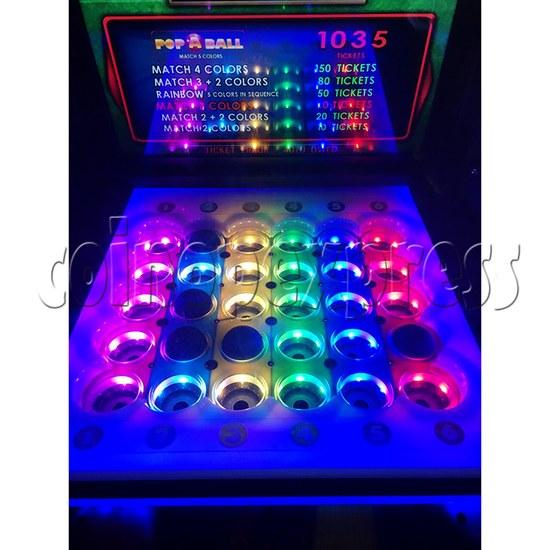 Pop A Ball Video Redemption Machine 35442