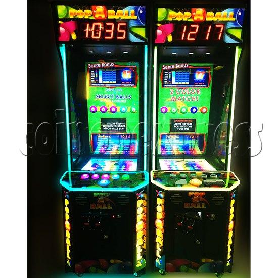 Pop A Ball Video Redemption Machine 35443