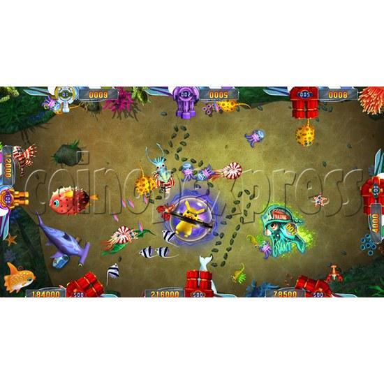 Seafood Paradise 2 Plus Fishing Game Full Game Board Kit - game play-8