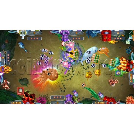 Seafood Paradise 2 Plus Fishing Game Full Game Board Kit - game play-9