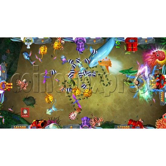 Seafood Paradise 2 Plus Fishing Game Full Game Board Kit - game play-13