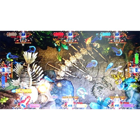 Deep Sea Hunter Fish Game Full Game Board Kit - Game Play -11
